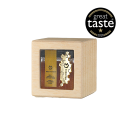 Honey from wild Herbs and Thyme 250 grams Melimnos Wooden Gift Box