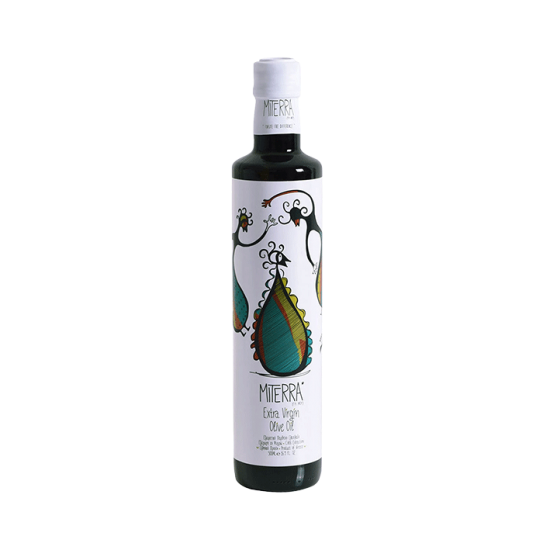 Extra Virgin Olive Oil 500 ml Miterra Earth PRODUCTS