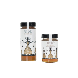 Thyme Honey With Aromatic Herbs And Pine 250 grams Miterra Earth